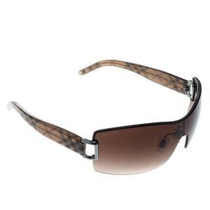 Burberry Gradient Shield Sunglasses